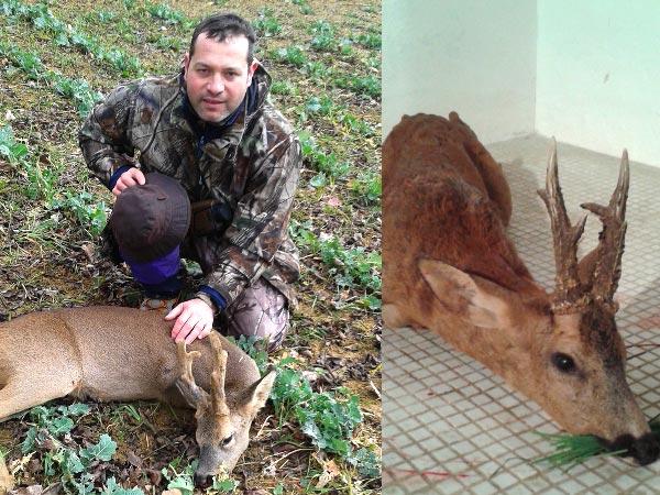 Patrick Pasello et la chasse au gibier dans le Gers